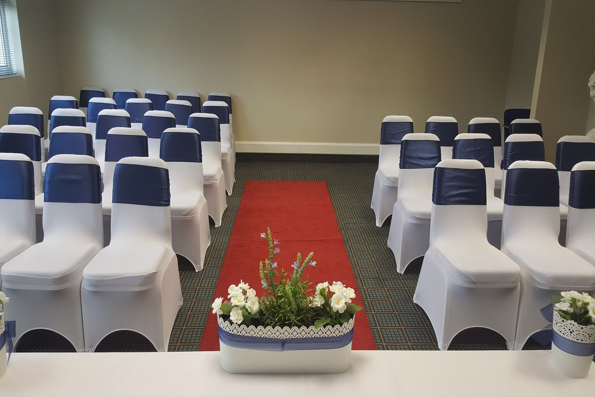 Hardwick Suite - Civil Ceremony
