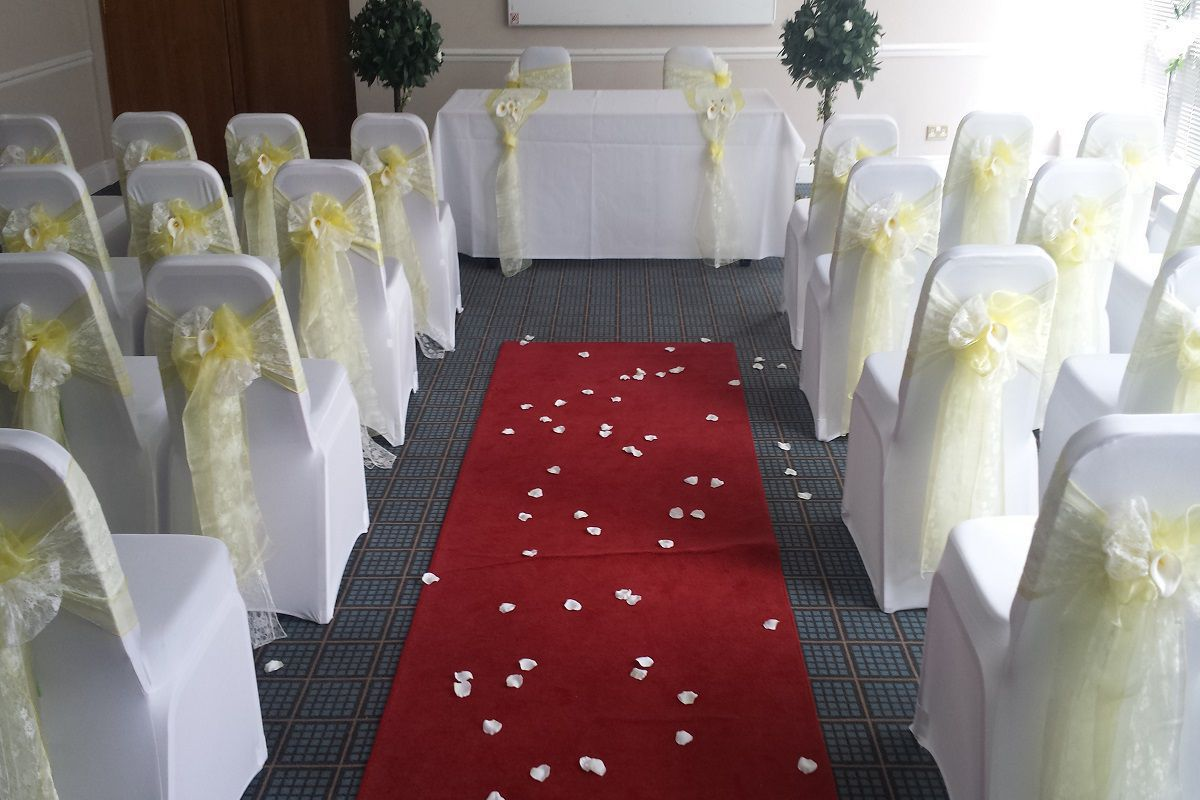 Chatsworth Suite - Civil Ceremony